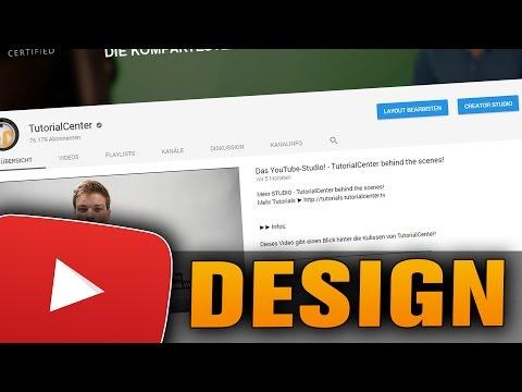Neues YouTube Design 2017 aktivieren! (Tutorial & Überblick)