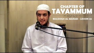 Buloogh al Maram – Ustaadh Muhammad Tim Humble – Lesson 30, Wednesday 25th of May 2016
