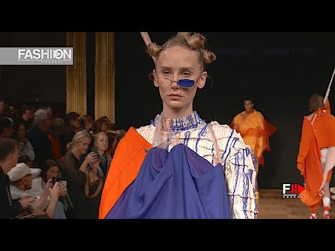 SWEDISH SCHOOL OF TEXTILES #2 Spring Summer 2019 Stockholm - Fashion Channel
