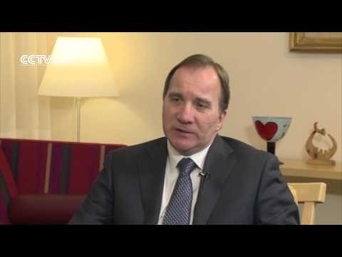 Exclusive: Swedish PM talks about cooperation with China on green economy