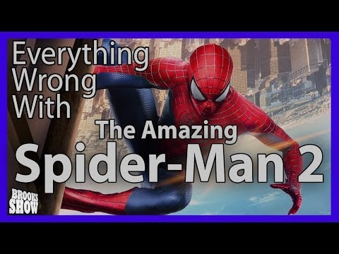 Everything Wrong With The Amazing Spider-Man 2 In 7 Minutes Or Less
