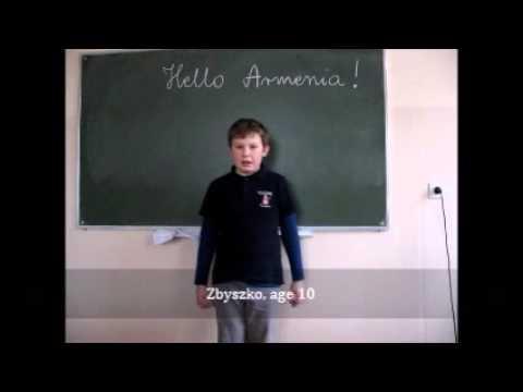 Hello again Poland to Armenia