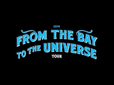 G-Eazy - From the Bay to the Universe Tour (Trailer)