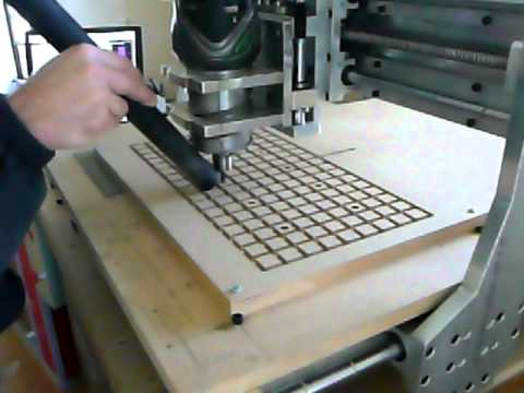 Small Vacuum Table Youtube
