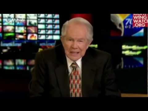 'Devil Wants To Destroy Israel' - Pat Robertson Music Videos