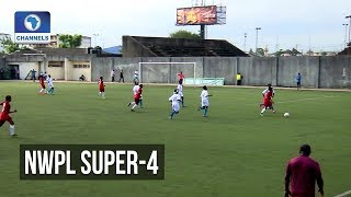 Rivers Angles, Bayelsa Queens Reach Super-4