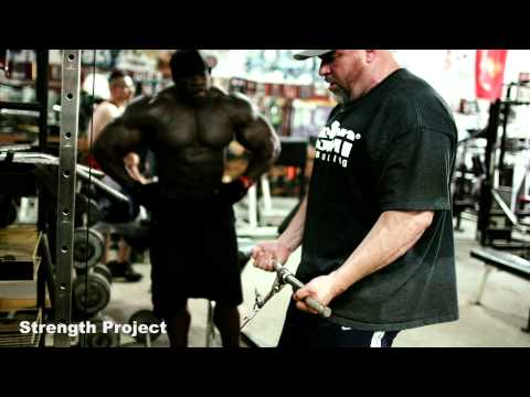 Epic Workout with Kali Muscle. POG. Big J at MetroFlex Arlington