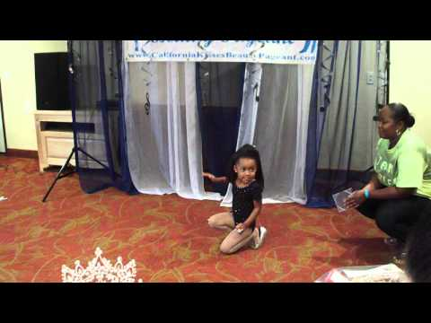 California Kisses Beauty Pageant: I Love Music video