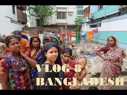Vlog 8. Я в ШОКЕ от Бангладеша. Жизнь стюардессы Emirates