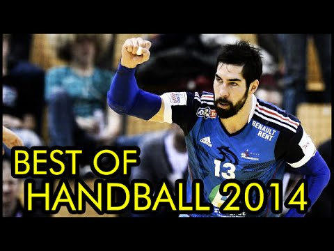 Best Of Handball 2014 Hd video