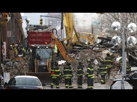Bus Driver Recounts Witnessing Harlem Explosion