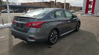 2017 Nissan Sentra Oak Lawn, Countryside, Chicago, Orland Park, Alsip, IL 33464A