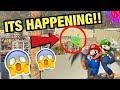 Super Nintendo World Construction has Resumed at Universal Studios Hollywood! New Theming and more!