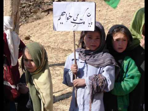 Hazara Girls in Afghanistan.wmv