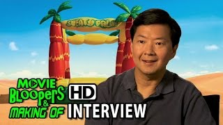 Penguins Of Madagascar (2014) Interview - Ken Jeong (Short Fuse)