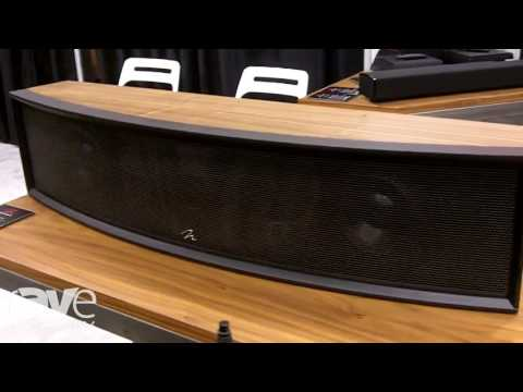 CEDIA 2016: Martin Logan Highlights Suite of New Electrostatic Center Channel Speakers