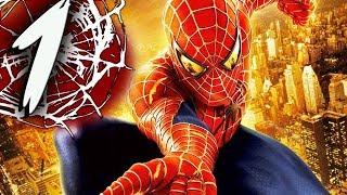 Spider-Man (2002) Walkthrough Part 1 Bruce Campbell Catch Uncle Ben's Killer!