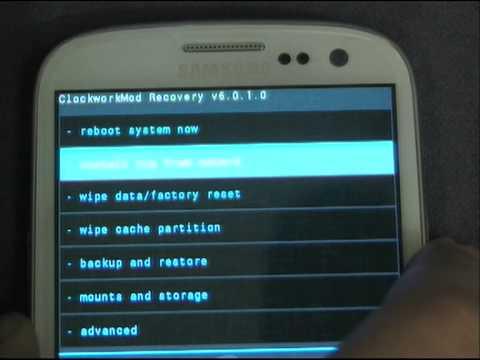 Instalar Kernel Siyah Galaxy S3 Jelly Bean | How To Make & Do