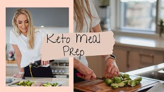 KETO MEAL PREP | easy and delicious keto meal prep recipes | meal prep tips and tricks