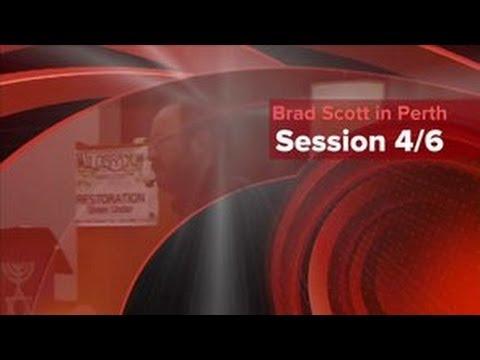 Wildbranch Ministry Restoration Down Under Tour - Perth Session 4 of 7 - Brad Scott