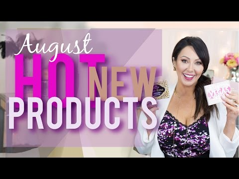 Hot NEW Beauty Products - August 2014   Makeup Geek