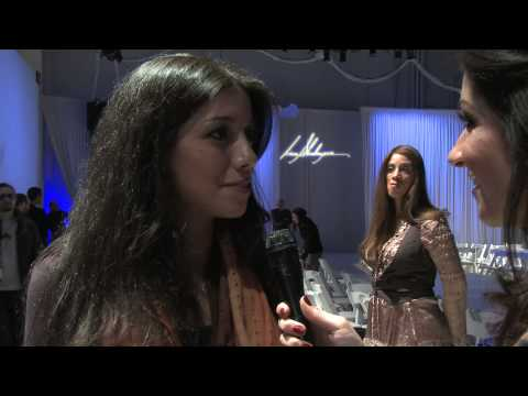 Rachel Fine & Irina Shabayeva Fashion Week 2010 Video