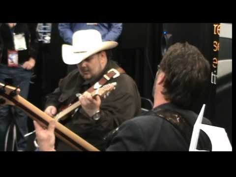 Johnny Hiland 2012 Namm Show