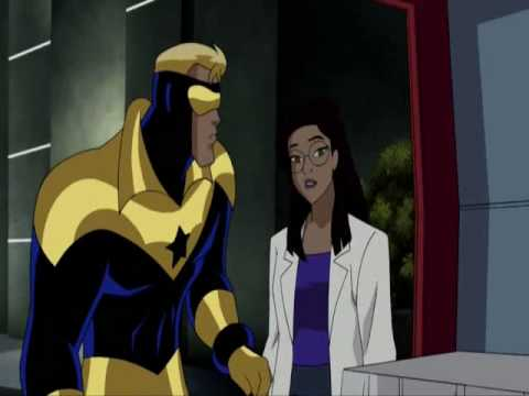 Booster Gold, NOT GREEN LANTERN!