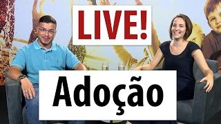 LIVE - Adoção - Edmar Junior
