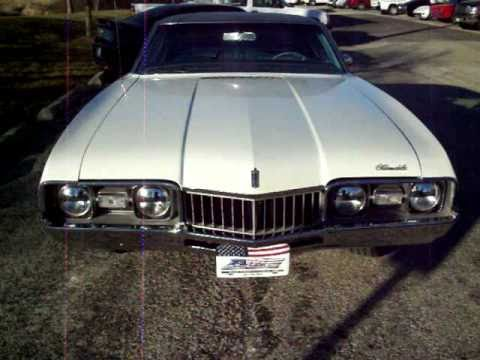 1968 Olds Cutlass Supreme 2dr. American Muscle Cars Palatine,IL 847 485 8449