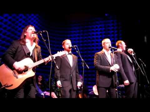 Beautiful Girls (by Beautiful Boyz) Russell Crowe, Alan Doyle, Scott Grimes, Kevin Durand, NYC IGP