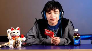 Crazy Japanese Candy Taste Test