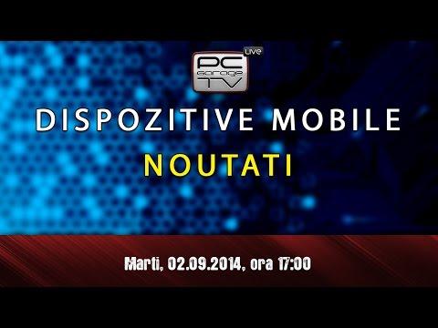 LIVE - Dispozitive mobile - Noutati