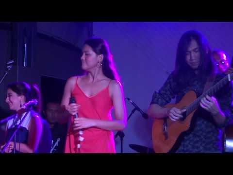 [HD] Monita Tahalea - Di Batas Mimpi | Hai - Stage Bus Jazz Tour 2017 @ JCM [FANCAM]