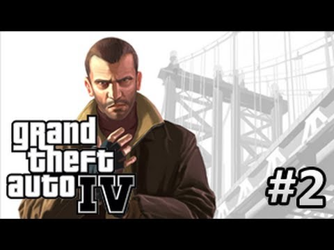 GTA IV #2 - Hello Michelle! ;)