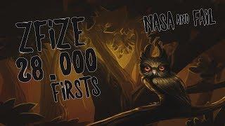 Transformice - Zfize 28.000 Firsts! [NASA & FAIL]