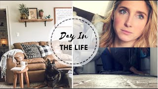 DAY IN THE LIFE OF A MOM/ BUDGET DECOR, HOUSE PROJECTS AND CLEANING :)
