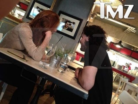 Kit Harington Dating Rose Leslie!