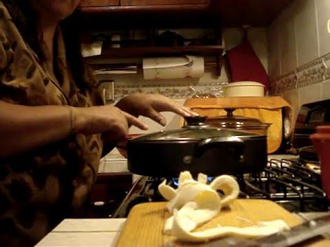De la Cocina Mexicana Alambre Bisteck Queso