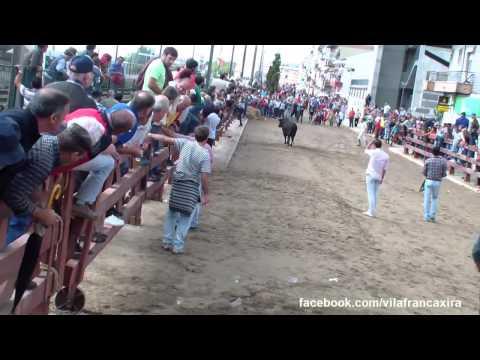 Esperas e Largadas Touros em Vila Franca de Xira- Feira de Outubro 2014