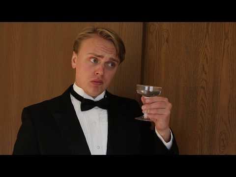 Actual James Bond Scene