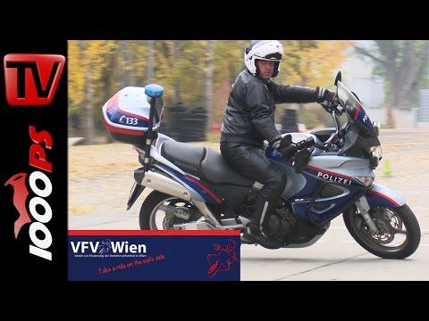 Fahrtechnik-Kurse   VFV der Polizei   50.000 Teilnehmer