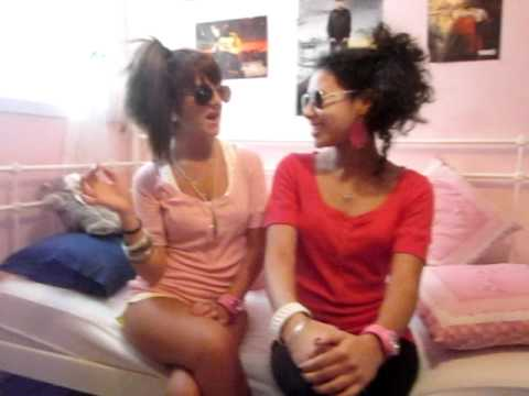 Pink World - Justin Bieber's&cody Simpson's Girlfriends !!!! :) video