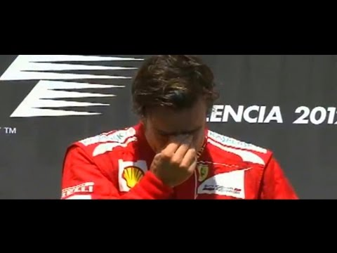 Fernando Alonso en Ferrari - The unfinished story