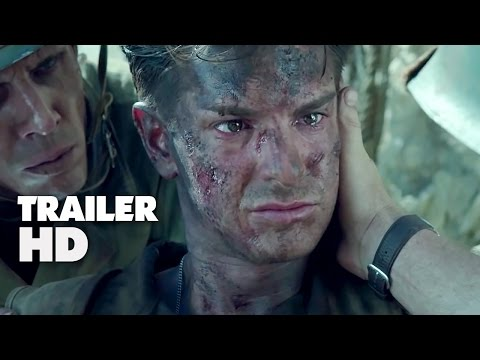 Hacksaw Ridge - Official Film Trailer 2016 - Andrew Garfield World War II Movie HD