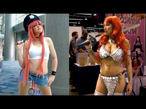 Girls of Wondercon 2013