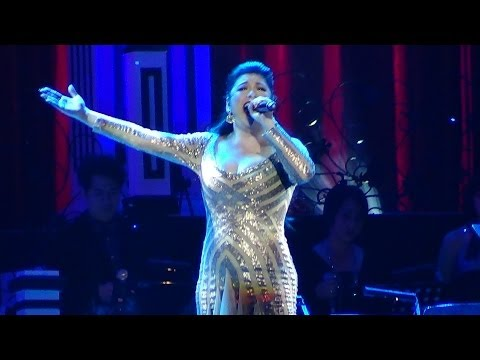 REGINE VELASQUEZ - Let It Go (Voices of Love Concert!) OST - FROZEN