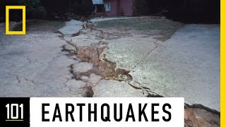 Earthquakes 101 | National Geographic