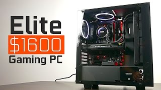 Epic $1600 Gaming PC Build Guide (2017)