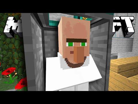 НОСАТЫЙ В ЛИФТЕ - Minecraft (Обзор Мода)